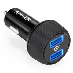 Anker PowerDrive Speed 2 Chargeur de Voiture