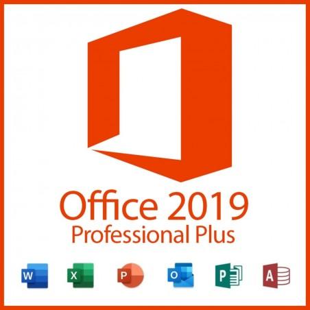 MICROSOFT OFFICE PROFESSIONAL PLUS 2019 TUNISIE