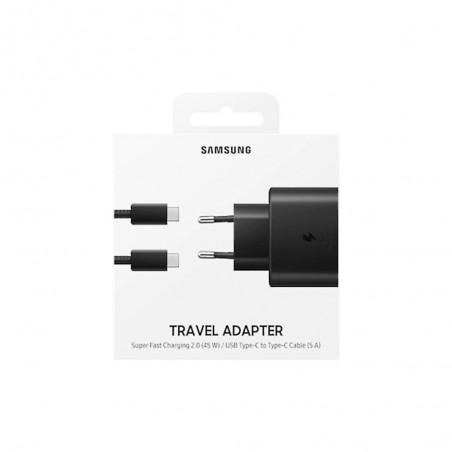 Samsung Chargeur Super Rapide 45W Tunisie