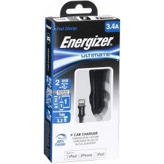 Chargeurs de voiture iPhone iPad 3.4 A Energizer