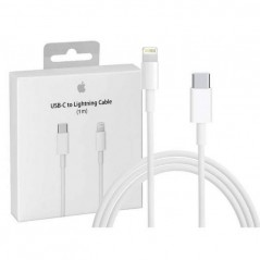Câble iPhone USB-C vers Lightning