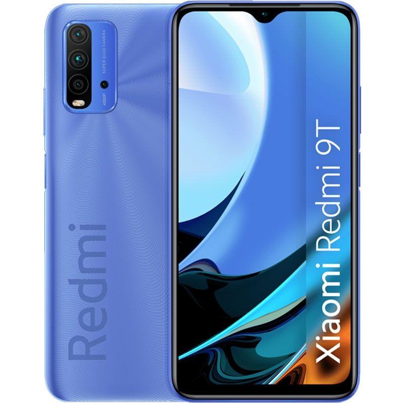 Xiaomi Redmi 9T Blue Prix Tunisie