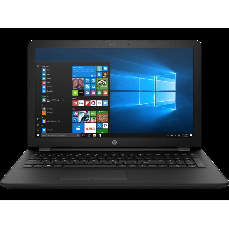 PC PORTABLE HP 15-DW2011NK NOTEBOOK I3 10É GÉN- 4 GO - 1 TO - NOIR (2S529EA)