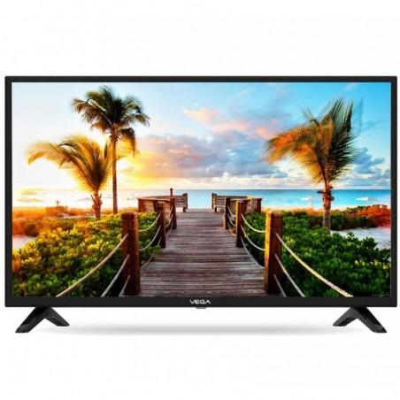 """Téléviseur VEGA 32"""" HD LED + Récepteur Intégré"""