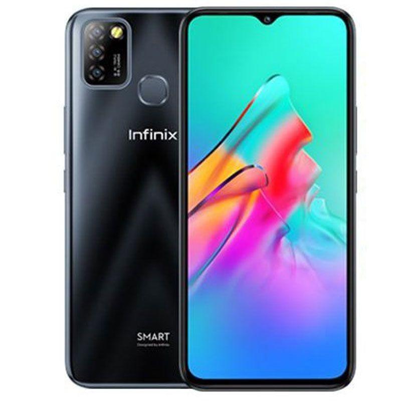 Infinix Smart 5 Noir - INFINIX Tunisie
