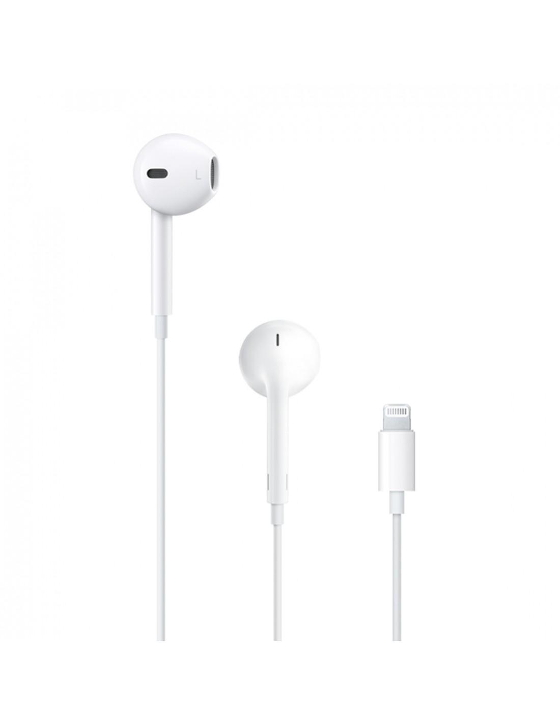 Ecouteurs Apple EarPods avec connecteur Lightning clicksoulution.tn