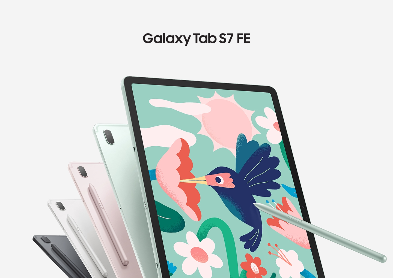 Samsung Galaxy Tab S7 Fe Prix tunisie